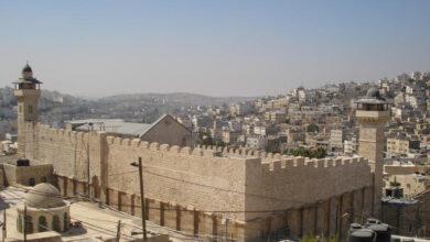 صورة إسرائيل تمنع رفع الأذان في الحرم الإبراهيمي