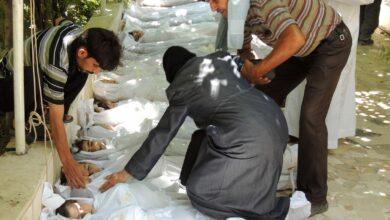 صورة شاكوش.. الأسد الذي سمّم السوريّين