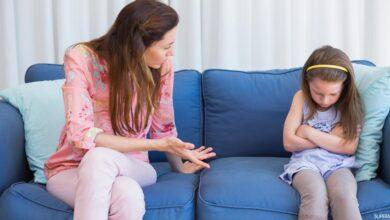 صورة التعامل مع الطفل المهمل