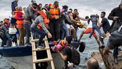 صورة كيف أنقـ.ـذ خفر السواحل التركي لاجئين سوريين من البحر؟
