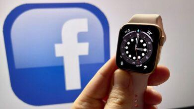صورة فيس بوك تستعد لطرح ساعتها الذكية