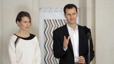 صورة الرئاسة السورية تعلن إصابة الأسد وزوجته بكـ.ـورنـ.ـا
