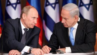 صورة فعلت ما أرادت.. عبر روسيا إسرائيل تدخل على خط الحل السلمي السوري