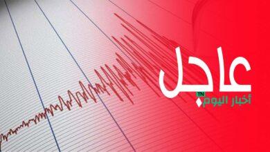 صورة عاجل: زلـ .ـزال بقوة 4.3 درجات يضرب البحر المتوسط قبالة سواحل تركيا