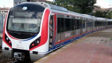 صورة عودة رحلات القطارات في تركيا