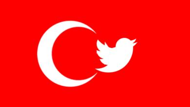 صورة تويتر يحضر بقوة في تركيا