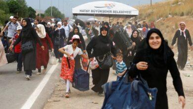 صورة هام: هل سيتحقق حلم السوريين الذين لم يتمكنوا من دخول سوريا لقضاء اجازات العيد