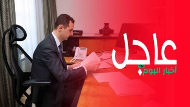 صورة حلب: بشار الأسد يصدر مرسوما جديدا