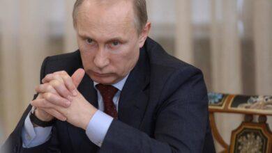صورة في سوريا.. خلال شهر الصـ.ـفعة الثانية على الوجه الروسي.. وبوتين غاضب