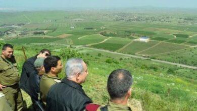 صورة فانتازيا إسرائيلية لحل الأزمة السورية.. إن حصل فعلى كف عفريت