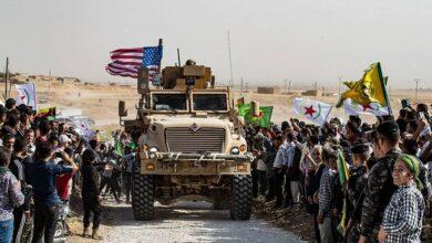 صورة الهدية الأمريكية نزلت كالصـ.ـاعقة..  لم نَعِد الأكراد بإقامة دولة لهم