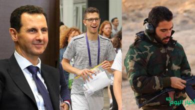 """صورة باسل آصف شوكت وريث آل الأسد الأكثر تأهيلاً .. """"فيديو"""""""