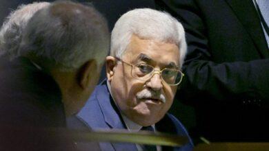 صورة تسريبات لقاء عاصـ.ـف بين عباس ورئيس الشاباك.. كيف تُدار فلسطين؟