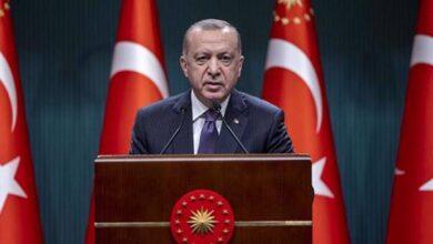 صورة عاجل: أردوغان يعلن توزيع مبلغ مالي كبير لمرة واحدة لدعم التجار