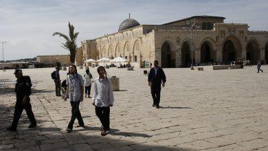 صورة منظمات يهودية تدعو لإلغاء وصاية الأردن على المقدسات وتحويلها لهذه الدولة!