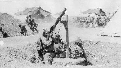 صورة يوم سـ.ـحق العثمانيون البريطانيين على أرض العراق!