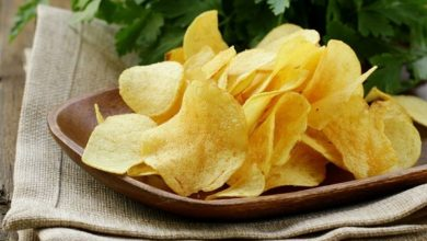 صورة البطاطس المقرمشة القـ.ـاتلة.. السـ.ـم اللذيذ الذي تطعمه لأطفالك