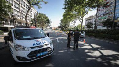 صورة الكشف عن الهدف من الإغلاق الكامل المفروض في تركيا
