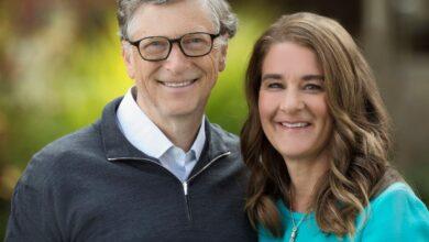 """صورة """"عرض عليّ الزواج من باب الربح والخسارة"""".. فخسرني بعد 27 عاماً.. زوجة بيل غتس"""
