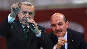 """صورة """"نحن معك"""".. الرئيس أردوغان يرسل الدعم الكامل لوزير الداخلية """"صويلو"""""""