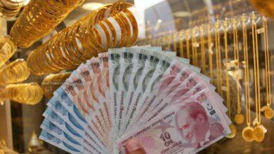 صورة هل سيصل سعر غرام الذهب إلى 600 ليرة تركية ؟؟