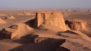 """صورة جهنم على الأرض ودرجات حرارة تفوق 80 درجة مئوية.. وماذا أيضاً عن """"صحراء لوط"""" الإيرانية؟"""