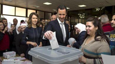 صورة لماذا يصر بشار الأسد على مهزلة الإنتخابات ؟؟؟