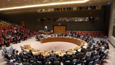 صورة عاجل..اجتماع عاجل لمجلس الأمن الدولي لوقف العدوان الإسرائيلي على غزة