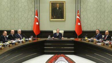 صورة اجتماع مرتقب وهام لمجلس الوزراء التركي يرأسه أردوغان .. هل هناك حظر قادم؟!
