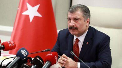 صورة تصريح هام لوزير الصحة التركي .. الطريقة التي سيتم فيها رفع القيود!!