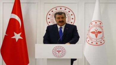 صورة وزير الصحة يتحدث حول امكانية بدأ حظر بشأن فيروس دلتا وحصيلات كورونا الأخيرة في تركيا ودعوة هامة لجميع المواطنين