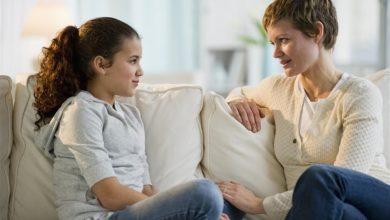 """صورة تعرف إلى أفضل الطرق للرد على أسئلة طفلك """"الجـ.ـنسية"""" بحسب الخبراء 👦👧"""