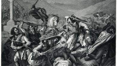 صورة كاد يضم فرنسا إلى الأندلس.. عبد الرحمن الغافقي الذي مـ.ـات على أعتاب باريس
