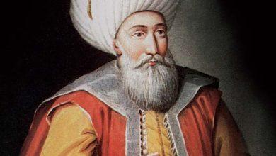 صورة أورخان غازي بن عثمان الأول، المؤسس الحقيقي للدولة العثمانية وأول من أدخلها أوروبا
