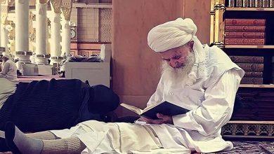 """صورة """"ظنّوه جزءاً من أسطوانات المسجد النبوي"""".. وفـ.ـاة أشهر ملازمي الحرم النبوي الشريف عن 134 عاماً"""