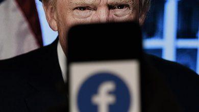 صورة معـ.ـركة سياسية حاسـ.ـمة .. فيسبوك يعـ.ـاقب ترامب.. والأخير يتوعد