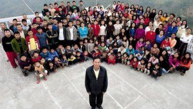 """صورة 38 زوجة و عشرات الأبناء .. وفاة صاحب """" أكبر أسرة في العالم """" إليـ.ـك قصته الكـ.ـاملة"""