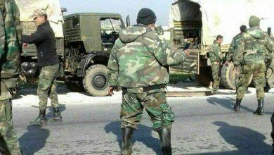 صورة حشـ.ـود عسكـ.ـرية للنظـ.ـام على أبواب ريف حلب.. إليكم التفاصيل