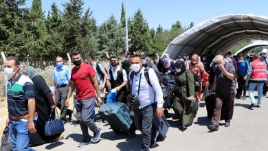 صورة تنويه من معبر باب السلامة الحدودي بخصوص مواعيد العودة إلى تركيا ومسحة كورونا
