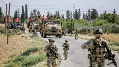 صورة تعزيزات عسكرية جديدة تدفع بها تركيا إلى إدلب