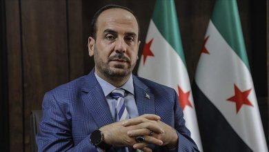 صورة نصر الحريري: أرجو من الشعب السوري أن يغفر لي.. إليكم التفاصيل
