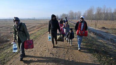 صورة موجة هجرة للسوريين غير مسبوقة فهل تفتح تركيا و أوربا أبوابها