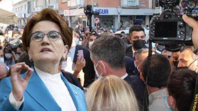 صورة نريد الرئيس رجب طيب أردوغان.. شـ.ـ جار وهتافات أثناء زيارة ميرال أكشنر للمحال التجارية (فيديو)