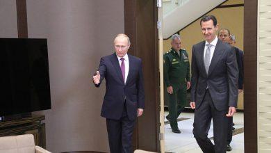صورة إسرائيل مستعدة للحوار مع دمشق.. وتفاهمات روسية إسرائيلية بخصوص سوريا