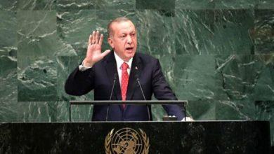 صورة في الأمم المتحدة وبتصريحات قوية.. أردوغان يخاطب العالم حول سورية ويتعهد