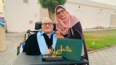 صورة قصة المبرمج السوري المعجزة خلدون سنجاب..عمل وتزوج دون مغادرة السرير.. همة بشرية تقهر الإعاقة