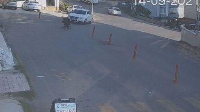 """صورة سـ.ـقط الطفل من ارتفاع 3 أمتار بعد أن نسيته والدته… لكنه نجا بأعجوبة """"فيديو"""""""