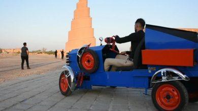 صورة هل كنت تعتقد أن هذا يتحقق؟.. شاهد.. مبتكر عراقي يصنع سيارة تعمل بلا وقود