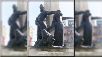 صورة كيف سحـ.ـق الأتراكُ الفرنسيين في شوارع مرعش.. ثـ.ـورة إمام سوتشو