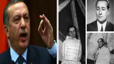 """صورة ثار على علمانية تركيا وقدوة أردوغان.. محطات من حياة شهيد الأذان عدنان مندريس.. """"فيديو"""""""